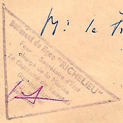 * RICHELIEU (1940/1968) * 58-0110