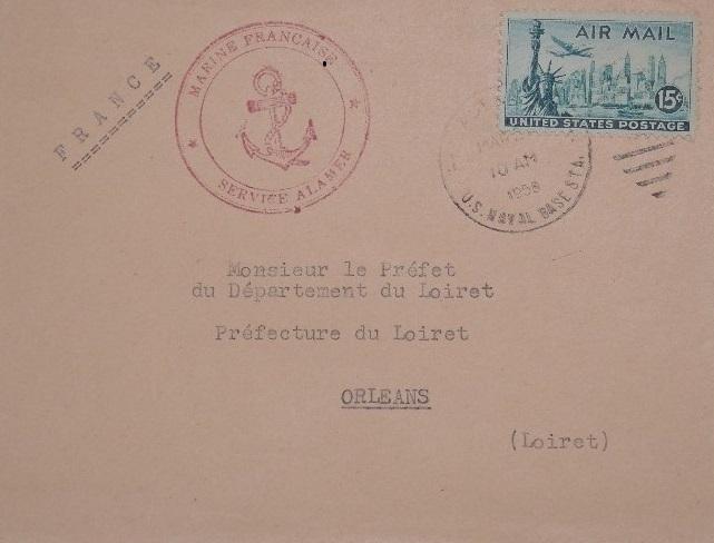 * LA GRANDIÈRE (1940/1959) * 58-0511