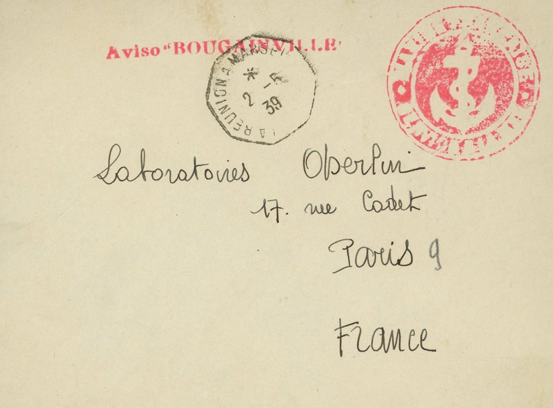 * BOUGAINVILLE (1933/1940) * 580_0010