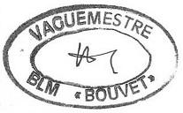 * BOUVET (1956/1983) * 582_0010