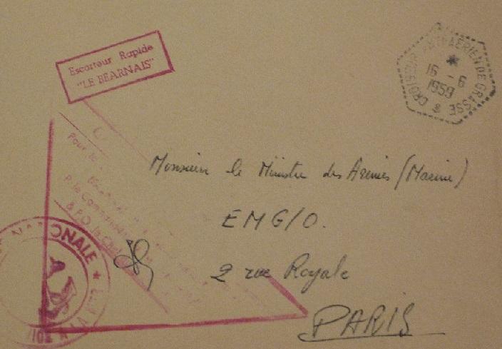 * LE BÉARNAIS (1958/1979) * 59-0610