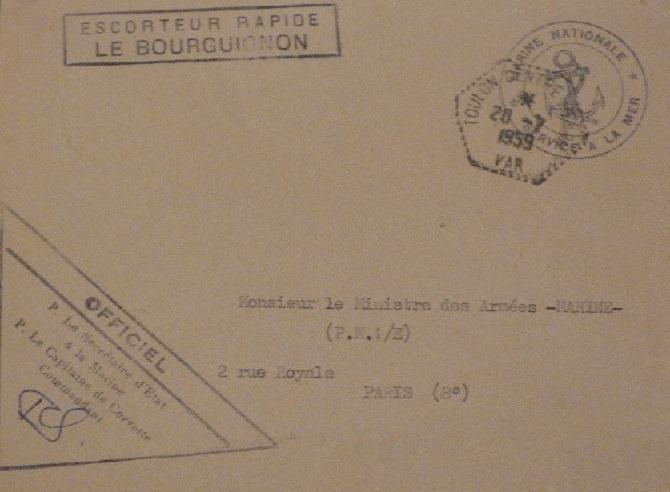 * LE BOURGUIGNON (1957/1976) * 59-0710