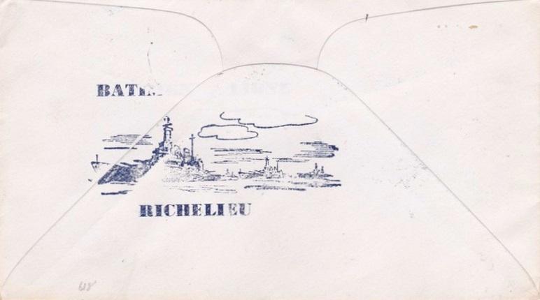 * RICHELIEU (1940/1968) * 596_0010