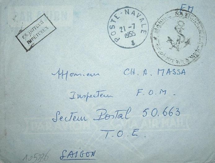 * L'IMPÉTUEUX (1951/1954) * 607_0013
