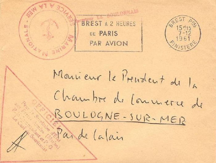 * LE BOULONNAIS (1955/1976) * 61-1210