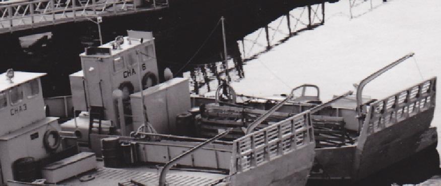 * CHALAND CHA 06 (1956/1988) * 610