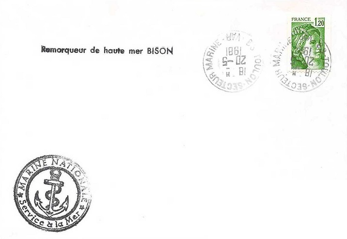 * BISON (1981/2013) * 626_0010