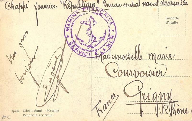 * RÉPUBLIQUE (1906/1921) * 634_0011