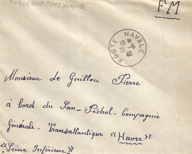 * LA FAYETTE (1917/1918 et 1939/1940) * 634_0012