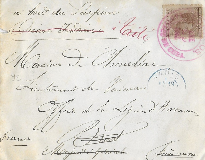 * SCORPION (1885/1905) * 635_0010