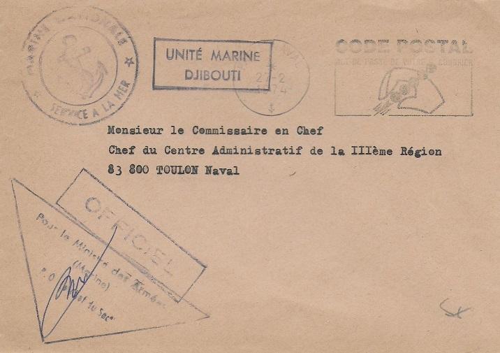 * DJIBOUTI * 638_0010