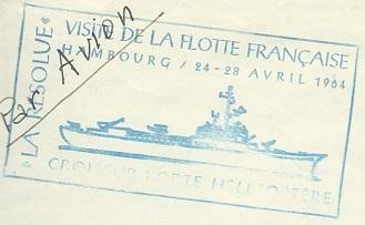 * LA RÉSOLUE (..../1964) * 64-0410