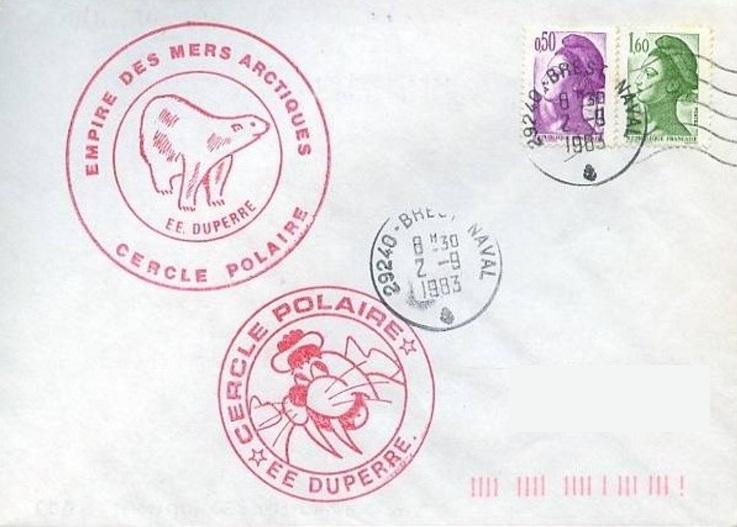* DUPERRÉ (1957/1992) * 654_0011