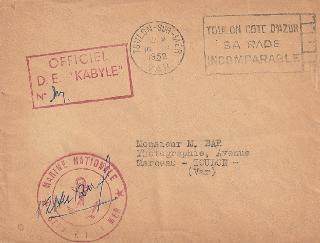 * KABYLE (1950/1964) * 654_0012