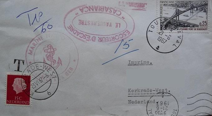 * CASABIANCA (1957/1984) * 67-0610