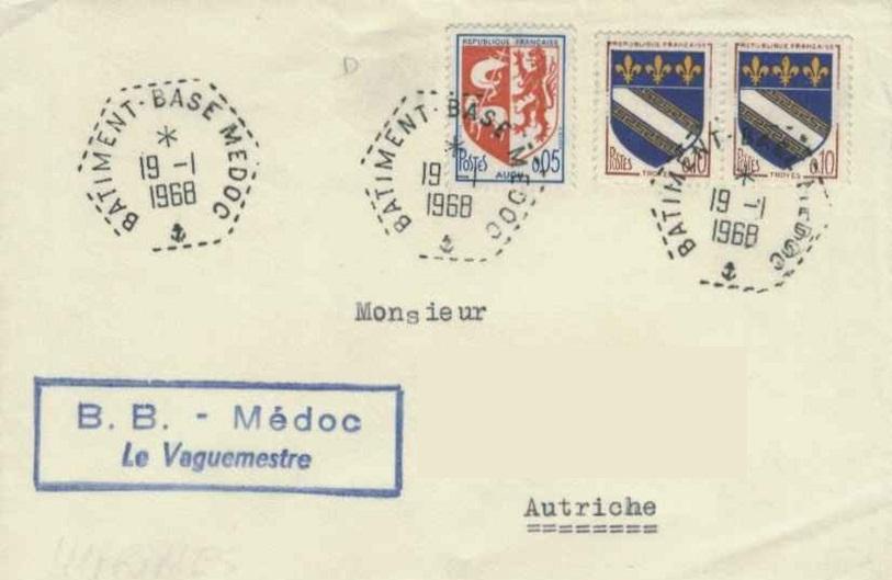 * MÉDOC (1965/1972) * 68-0110