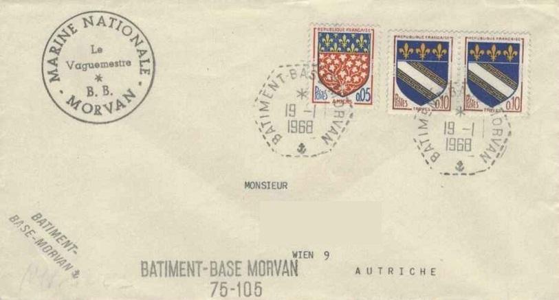 * MORVAN (1965/1971) * 68-0111