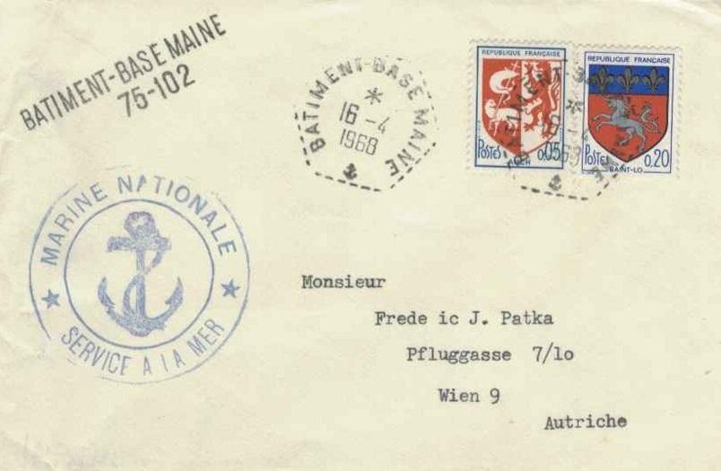 * MAINE (1963/1974) * 68-0410
