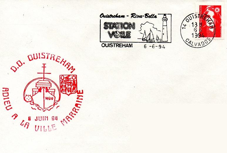 * OUISTREHAM (1957/1994) * 684_0012