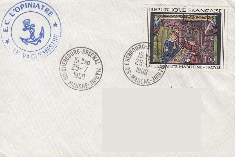 * L'OPINIÂTRE (1955/1975) * 69-0711
