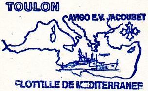 * ENSEIGNE DE VAISSEAU JACOUBET (1982/....) * 699_0010