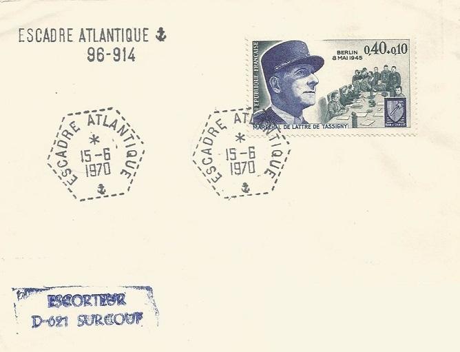 * SURCOUF (1955/1971) * 70-0610