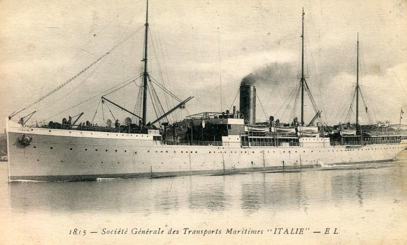 * ITALIE (1915/1915) * 702_0010