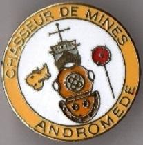 * ANDROMÈDE (1984/....) * 709_0010