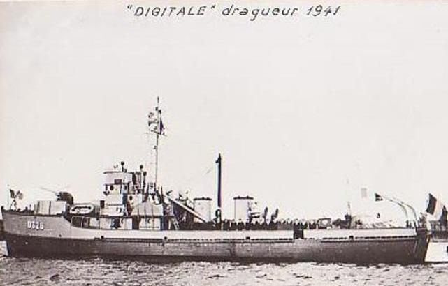 * DIGITALE (1944/1954) * 709_0011