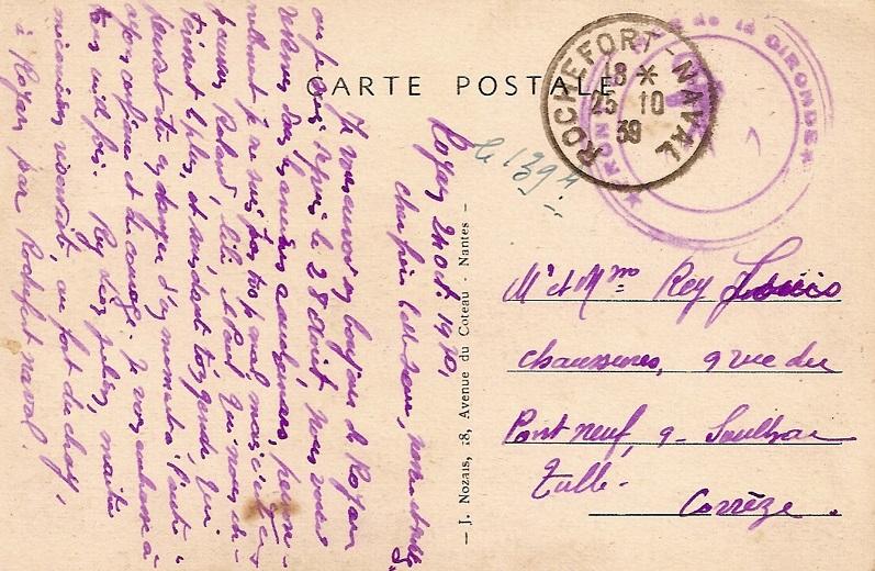 Bureau Naval N° 20 de ROCHEFORT 710_0013