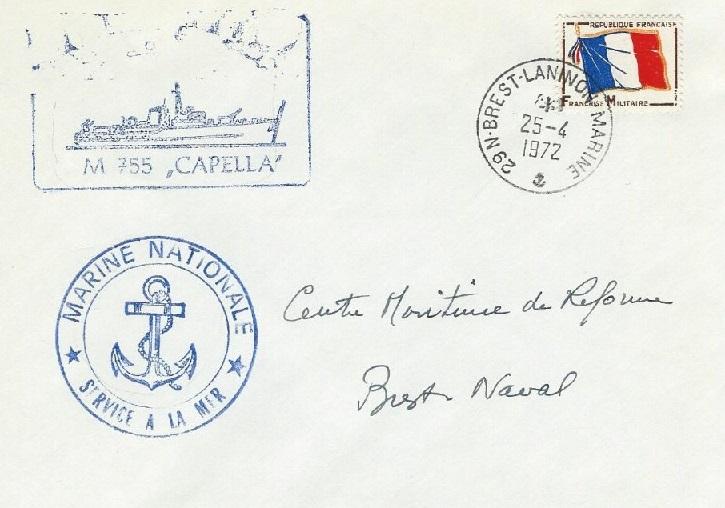 * CAPELLA (1956/1987) * 72-0410