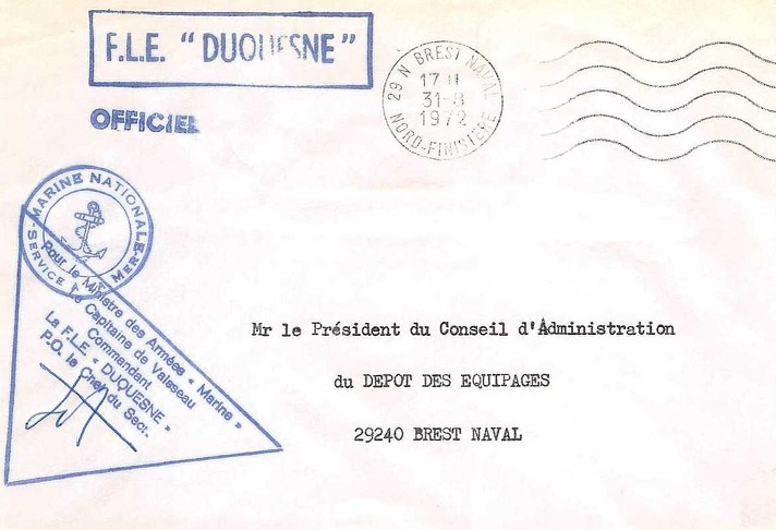 * DUQUESNE (1970/2007) * 72-0812