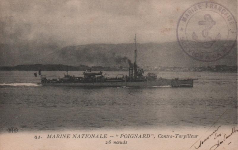 * POIGNARD (1910/1926) * 720_0013