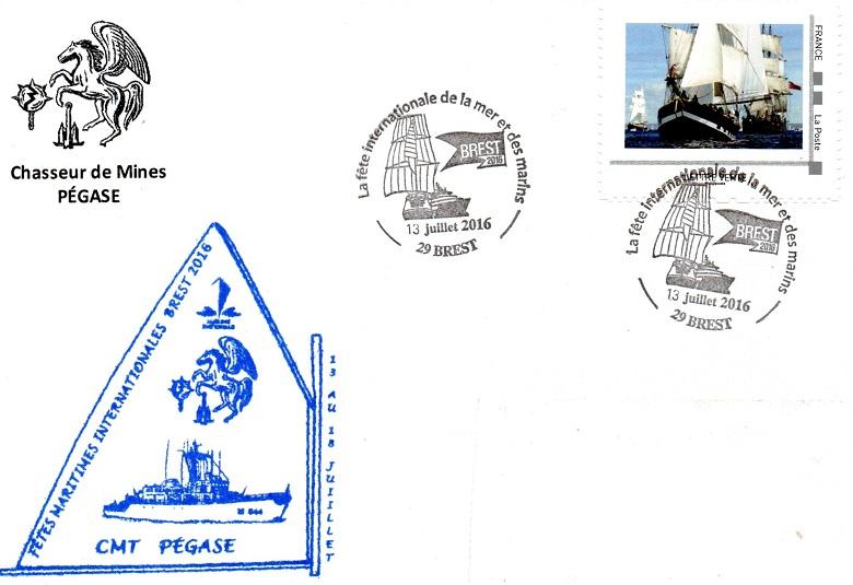 * PÉGASE (1985/....) * 725_0011