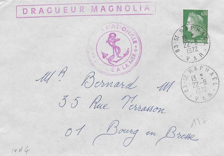 * MAGNOLIA (1954/1986) * 726_0011