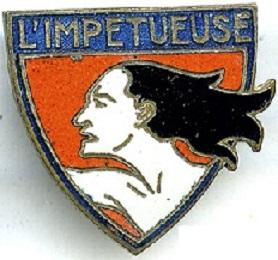 * L'IMPÉTUEUSE (1940/1942) * 7324-m11