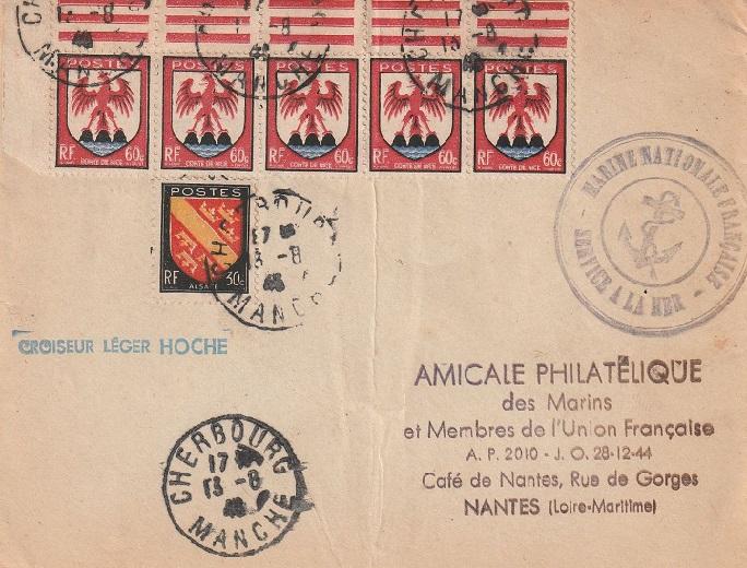 * HOCHE (1946/1958) * 736_0010