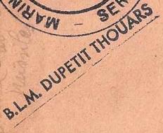 * DUPETIT-THOUARS (1956/1988) * 74-05_10