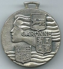 Garonne - * GARONNE (1965/2003) * 745_0011