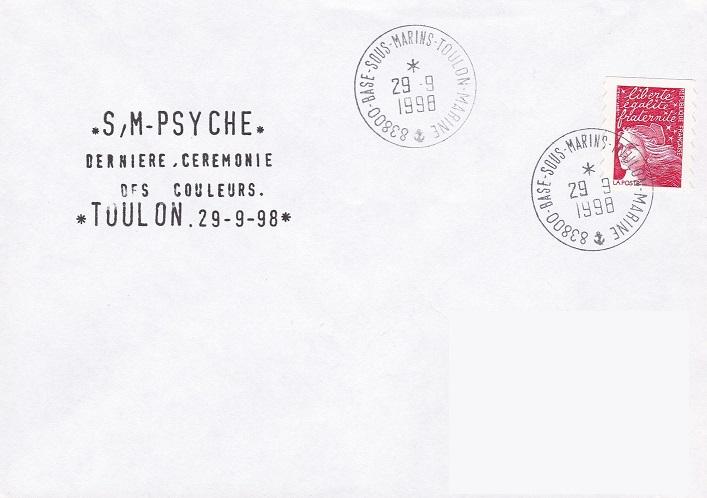 * PSYCHÉ (1970/1998) * 745_0012