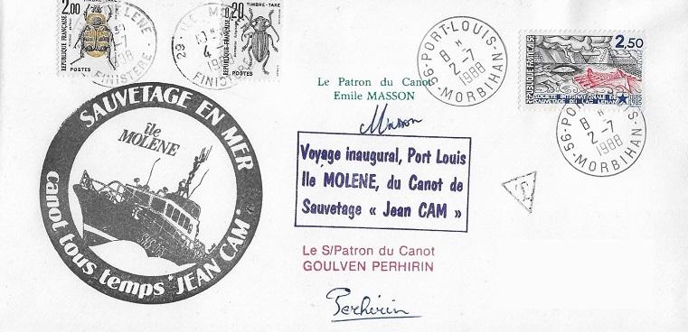 * JEAN CAM (1988/....) * 754_0012