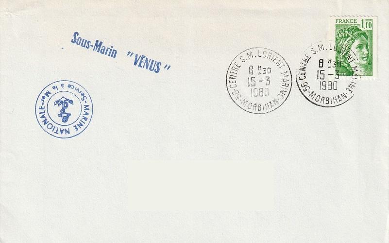 * VENUS (1966/1990) * 757_0012