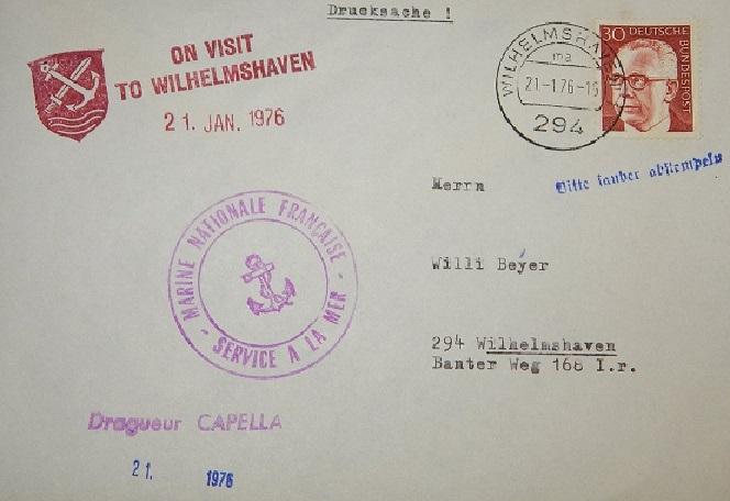 * CAPELLA (1956/1987) * 76-0110
