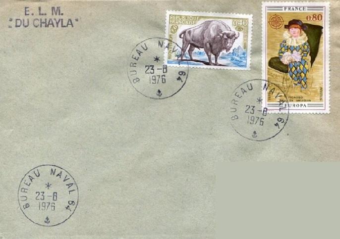 * DU CHAYLA (1957/1991) * 76-0810