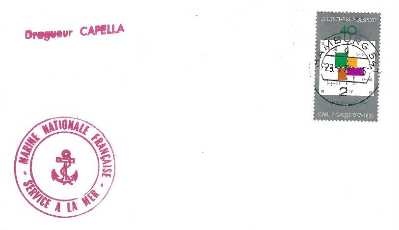 * CAPELLA (1956/1987) * 77-0810