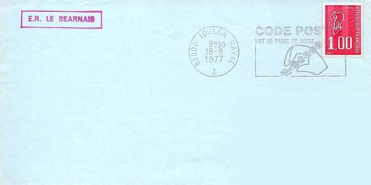 * LE BÉARNAIS (1958/1979) * 77-0811