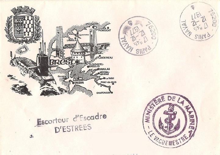 * D'ESTRÉES (1957/1985) * 77-1210