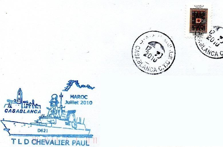 * CHEVALIER PAUL (2011/....) * 775_0013