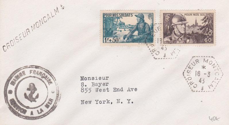 * MONTCALM (1937/1969) * 779_0010