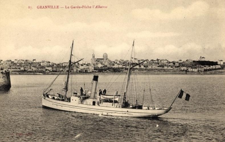 * ALBATROS I (1915/1919) * 779_0012